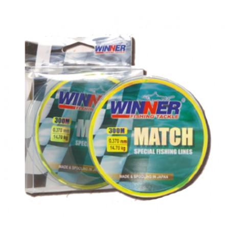 WINNER MATCH (300m)