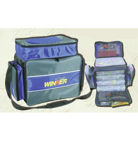 Bag with Plastic Cases Winner