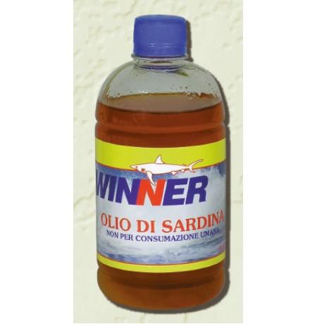 SARDINE OIL ( 500gr )